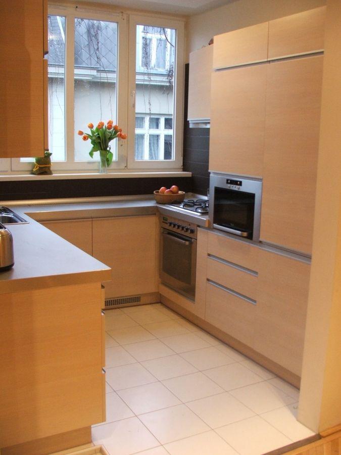 Kis alapterületű konyha berendezése